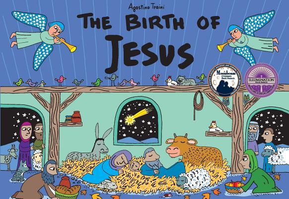 Image for The Birth of Jesus: A Christmas Pop-Up Book (Agostino Traini Pop-Ups)