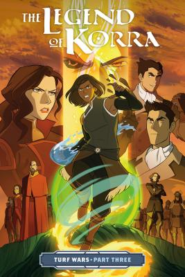 Image for The Legend of Korra: Turf Wars Part Three