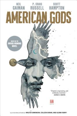 Image for American Gods Volume 1: Shadows (Graphic Novel)