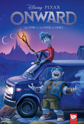 Image for Disney/PIXAR Onward: The Story of the Movie in Comics