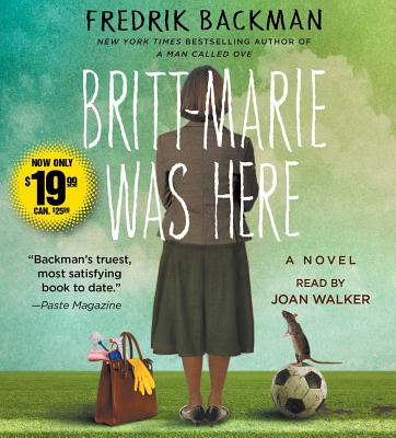 Image for Britt-Marie Was Here: A Novel