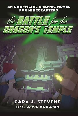 Image for The Battle for the Dragon's Temple: An Unofficial Graphic Novel for Minecrafters, #4
