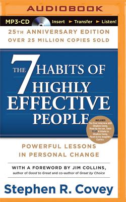 Image for The 7 Habits of Highly Effective People: 25th Anniversary Edition