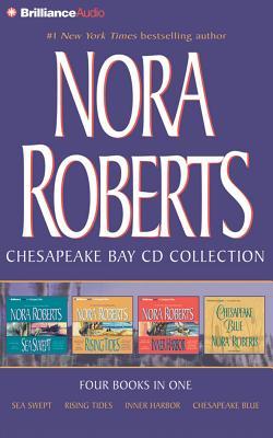 Image for Nora Roberts Chesapeake Bay CD Collection: Sea Swept, Rising Tides, Inner Harbor, Chesapeake Blue (Chesapeake Bay Series)