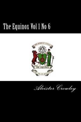 Image for The Equinox Vol 1 No 6
