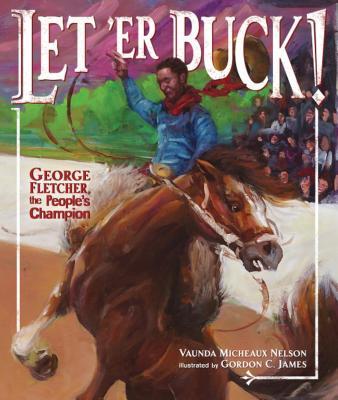 Image for LET 'ER BUCK!: GEORGE FLETCHER, THE PEOPLE'S CHAMPION