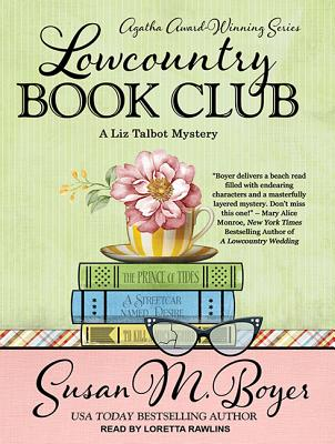 Image for LOWCOUNTRY BOOK CLUB (LIZ TALBOT, NO 5) (UNABRIDGED AUDIO BOOK)