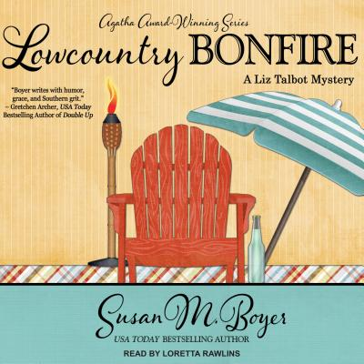 Image for LOWCOUNTRY BONFIRE (LIZ TALBOT, NO 6) (UNABRIDGED AUDIO BOOK)