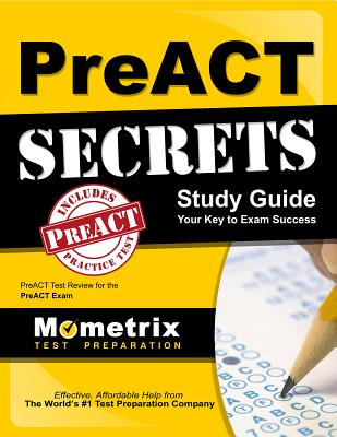 Image for PreACT Secrets Study Guide: PreACT Test Review for the PreACT Exam