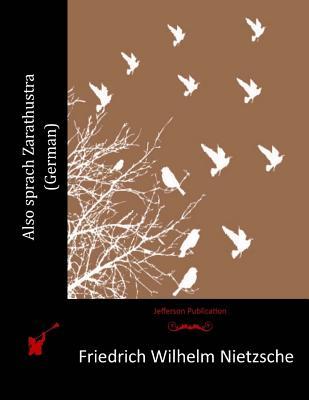 Image for Also sprach Zarathustra (German) (German Edition)