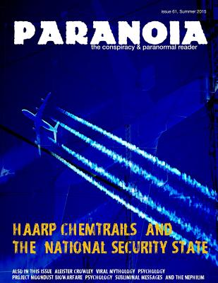 Image for PARANOIA Magazine Issue 61 - Summer 2015: The Conspiracy & Paranormal Reader