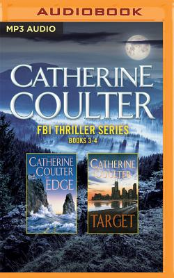Image for Catherine Coulter - FBI Thriller Series: Books 3-4: The Edge, The Target