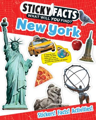 Image for Sticky Facts: New York
