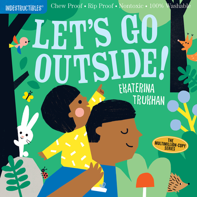 Image for INDESTRUCTIBLES: LET'S GO OUTSIDE!