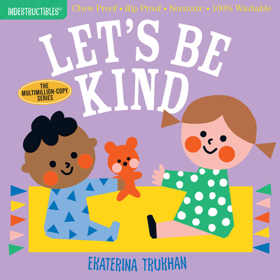 Image for INDESTRUCTIBLES: LET'S BE KIND