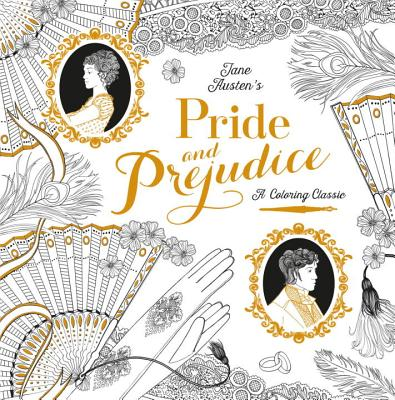 Image for Pride and Prejudice  A Coloring Classic