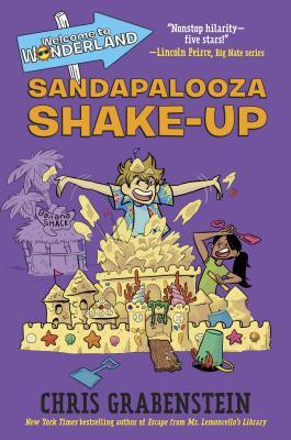 Image for SANDAPALOOZA SHAKE-UP (Wonderland 3)
