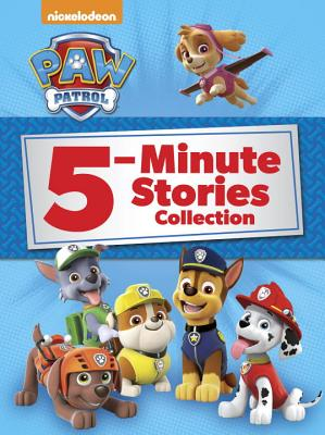 Image for PAW PATROL 5-MINUTE STORIES COLLECTION (NICKELODEON PAW PATROL)
