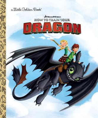 Image for DreamWorks:  How to Train Your Dragon (Little Golden Book)