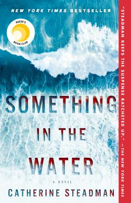 Image for Something in the Water: A Novel