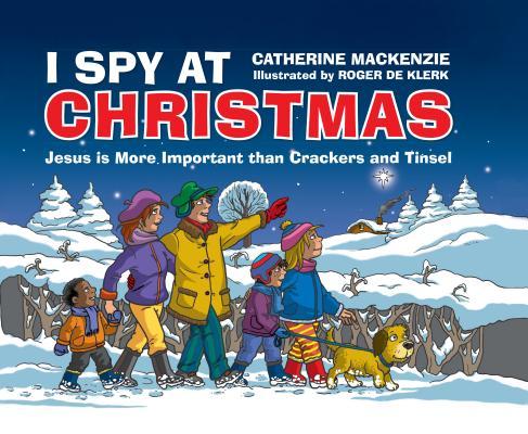 Image for I Spy At Christmas
