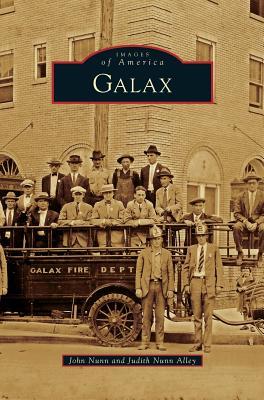 Galax, Nunn, John; Nunn Alley, Judith