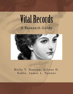 Image for Vital Records: A Research Guide