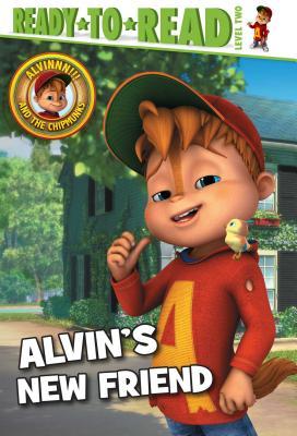 Image for Alvin's New Friend (Alvinnn!!! and the Chipmunks)