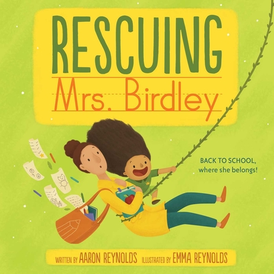 Image for RESCUING MRS. BIRDLEY