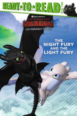 Image for The Night Fury and the Light Fury (How To Train Your Dragon: Hidden World)