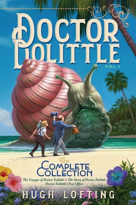 Image for DOCTOR DOLITTLE: THE COMPLETE COLLECTION, VOL. 1