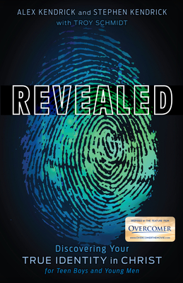 Image for Revealed: Discovering Your True Identity in Christ for Teen Boys and Young Men