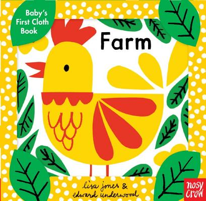 Image for Baby's First Cloth Book: Farm
