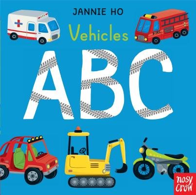 Image for VEHICLES ABC