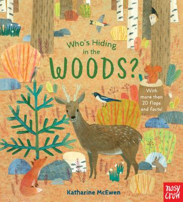Image for Who's Hiding in the Woods?