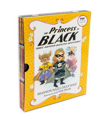 Image for The Princess in Black: Three Monster-Battling Adventures