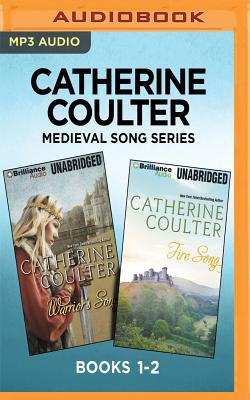 Image for Catherine Coulter Medieval Song Series: Books 1-2: Warrior's Song & Fire Song