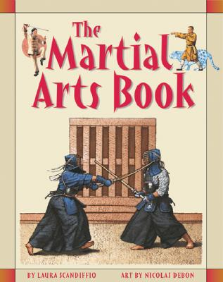 Image for The Martial Arts Book