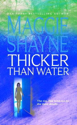 Image for Thicker Than Water  (Bk 1 Mordecai Young Series)