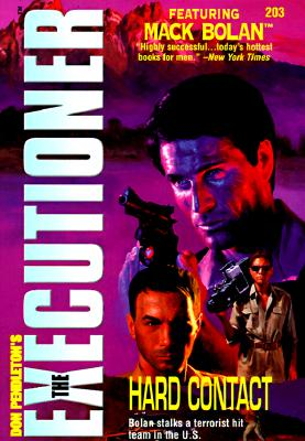 Image for Hard Contact (Don Pendleton's the Executioner, No 203)