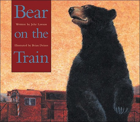 Image for Bear on the Train