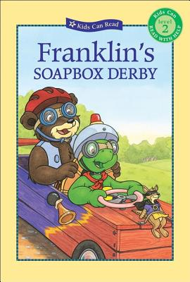 Image for Franklin's Soapbox Derby (Kids Can Read)