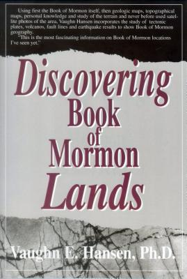Image for Discovering Book of Mormon Lands