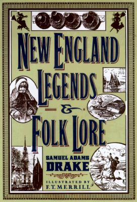 Image for New England Legends and Folklore