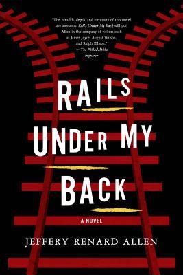 Image for Rails Under My Back: A Novel