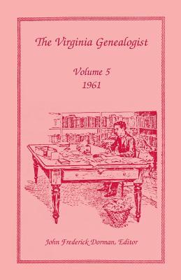 Image for The Virginia Genealogist, Volume 5, 1961