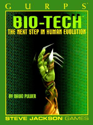 Image for GURPS Bio-Tech *OP (GURPS: Generic Universal Role Playing System)