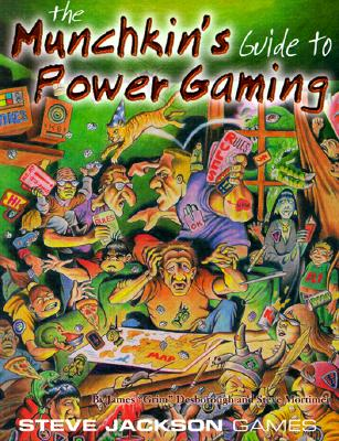 Munchkins Guide to Power Gaming (Steve Jackson games), Desborough, James