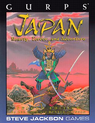 Image for Gurps Japan: Beauty, Terror, Adventure (GURPS: Generic Universal Role Playing System)