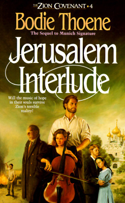 Image for Jerusalem Interlude (The Zion Covenant, 4)